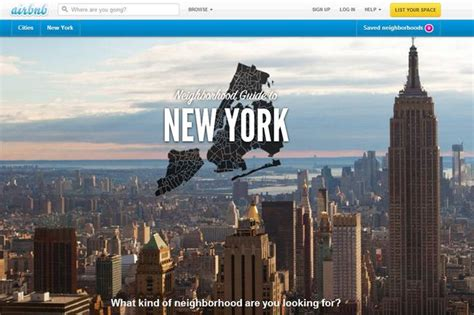 best airbnb upstate ny airbnb s new ad caign targets new yorkers digital trends