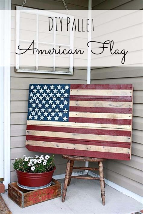 american diy crafts american flag inspired diy projects to show your patriotic