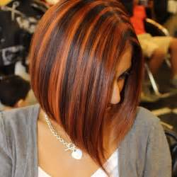 bob haircut with chunky highlites blonde highlights on a bob haircut hairstylegalleries com