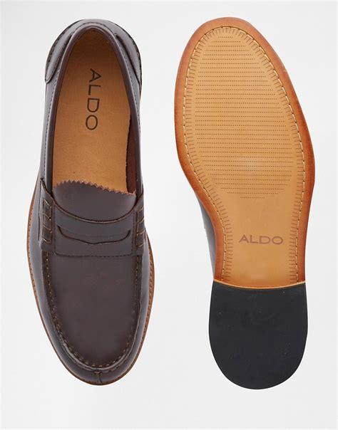 aldo shoes loafers aldo aldo loudermelt loafers at asos