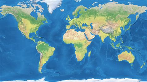 map of the world earth best photos of flat map of the world flat globe world