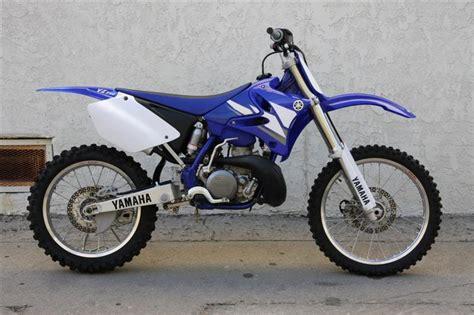 2t motocross gear yamaha yz250 specs 2002 2003 autoevolution