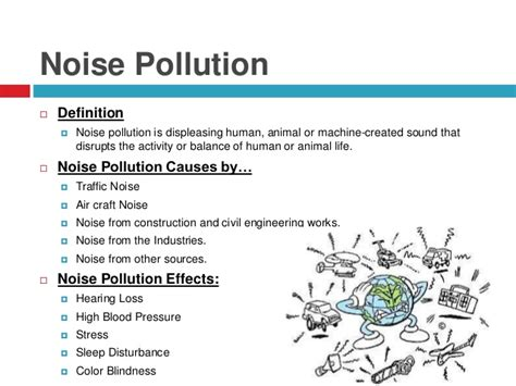 Cause And Effect Of Air Pollution Essay by Noise Pollution Free Cause And Effect Essay Sles And Exles