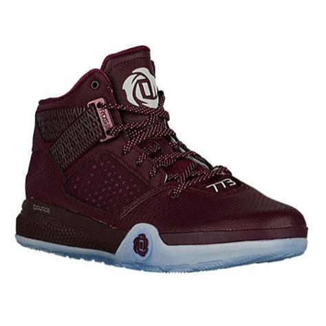 maroon adidas basketball shoes adidas d 773 iv mens basketball shoe maroon white