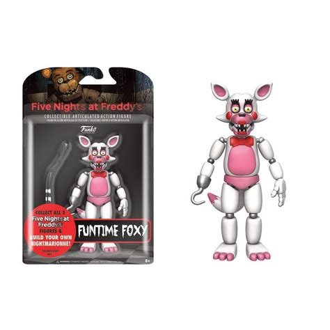 five nights at freddy s figures five nights at freddy s figure funtime foxy
