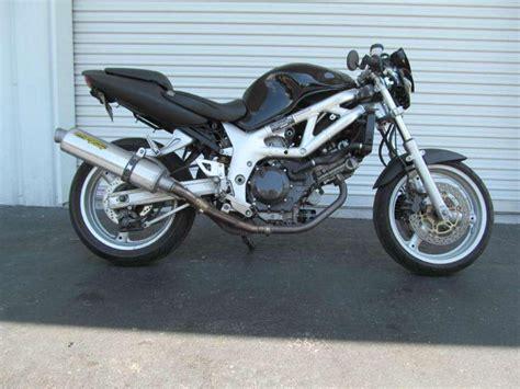2002 Suzuki Sv650 Buy 2002 Suzuki Sv650s Sportbike On 2040motos