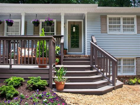 Front Porch Deck Ideas by Front Porch Dazzling Decorating Ideas For Front Porch