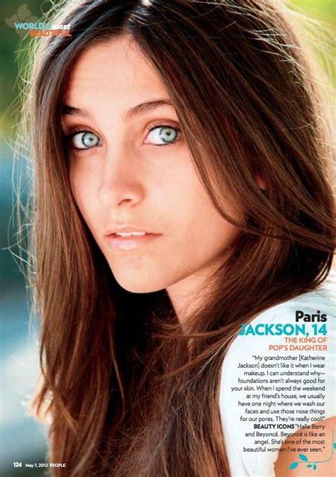 gorgeous paris jackson unseen love her eyes paris jackson work pinterest gardens