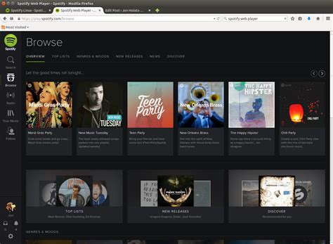 spotify mobile player top tips for spotify digital marketing trends