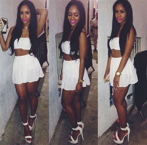 Fashion For Real by All White Club Style White