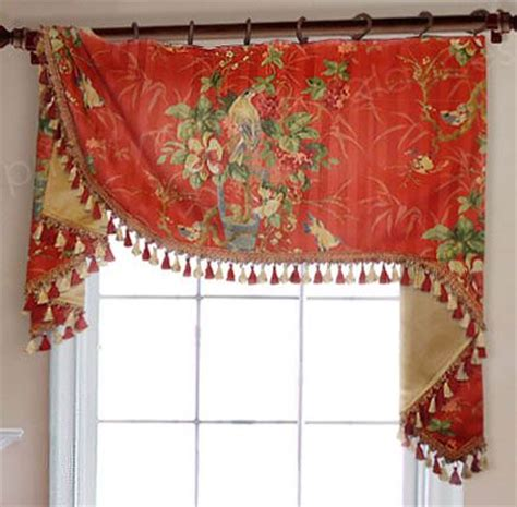 red swag kitchen curtains 25 best ideas about valances on pinterest valance