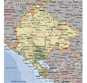 Gruda Bosnia Th The Northwest Serbia To Northeast And Albania
