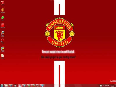 gmail themes manchester united june 2010 digital world guidestyle