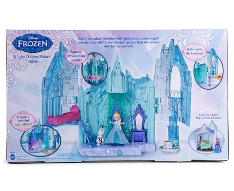 Jaket Frozen Elsa Castle catch au mattel disney frozen elsa castle