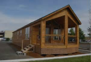 cheap modular log cabin homes like this are