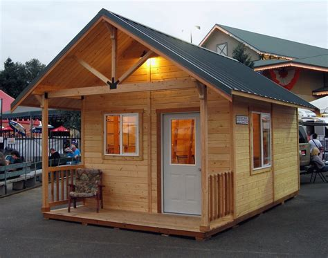 prebuilt tiny homes the shed option