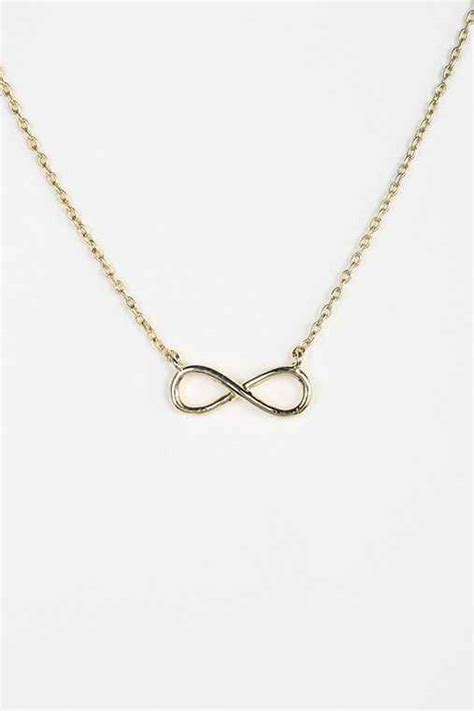 infinity necklace outfitters