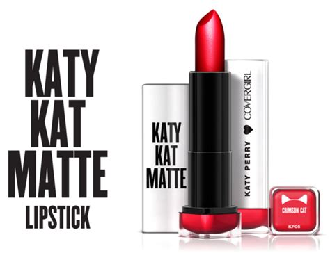 Laris Lipstick Katy Perry Covergirl Matte new covergirl katy perry katy matte lipstick