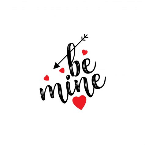 be mine be mine vector free