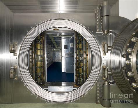 Interior Vault bank vault interior by adam crowley