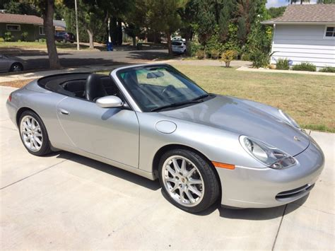 2001 porsche 911 carrera cabriolet 6 speed for sale on bat auctions withdrawn on september 23