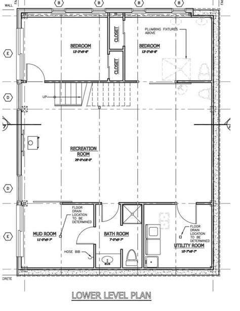 pole barn houses plans