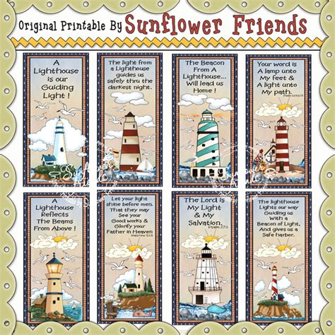 printable sunflower bookmarks inspirational thoughts sunflower friends clipart