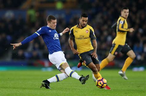 arsenal everton player ratings arsenal player ratings v everton theo walcott very poor