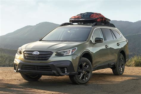 2020 Subaru Outback Price by 2020 Subaru Outback Review Trims Specs And Price Carbuzz