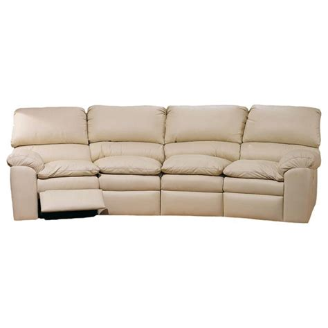 conversation sofa catera reclining four seat conversation sofa usa made