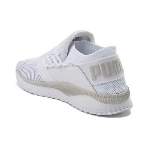 mens white athletic shoes mens tsugi shinsei athletic shoe white 361775