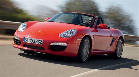 Porsche Boxster 2009 by 2009 Porsche Boxster Photos Informations Articles