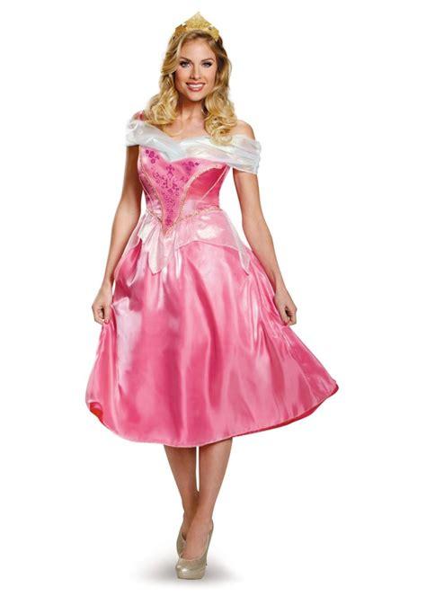 Arora Dress Gamis disney princess pink womens dress costume