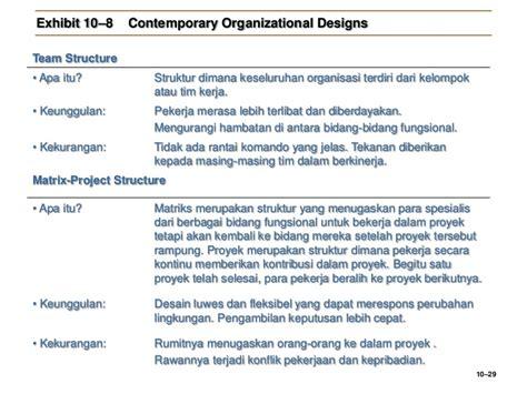 desain dan struktur organisasi robbins robbins 9 desain dan struktur organisasi