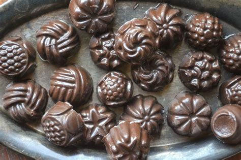 Handmade Chocolate Fillings Recipes - meyer lemon filled chocolates the view from great island