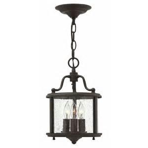 Foyer Pendant Lighting Buy The Gentry 3 Light Foyer By Hinkley Lighting