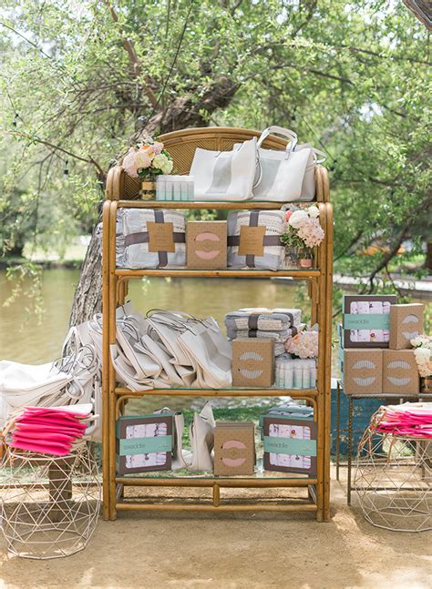 outdoor gift ideas floral chic outdoor baby shower baby shower ideas