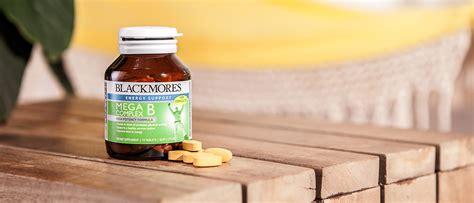 Blackmores Vitamin B Complex mega b complex b vitamins blackmores