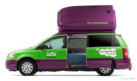 drive usa jucy rentals
