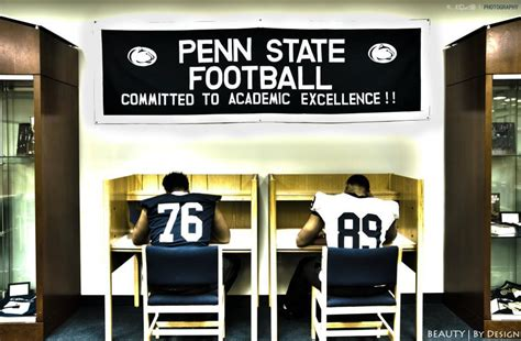 Penn Records Penn State Football Sets Graduation Rate Record Onward State