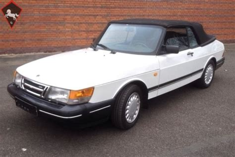best auto repair manual 1990 saab 900 spare parts catalogs saab 900 turbo 16 cabrio 1990 convertible for sale classicdigest com