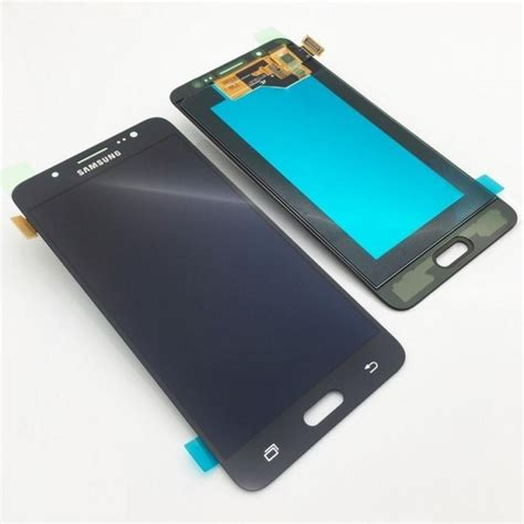 Lcd Touchscreen Samsung J5 samsung galaxy j5 2016 j510f lcd touch screen display complete original genuine black replacement