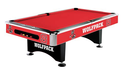 pool tables nc carolina state 8 pool table