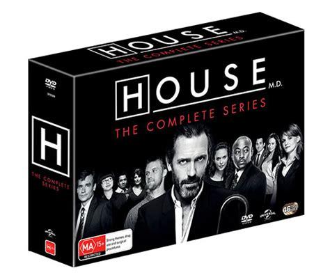 House Box Set house md season 1 8 complete box set giveaway spotlight report quot the best entertainment