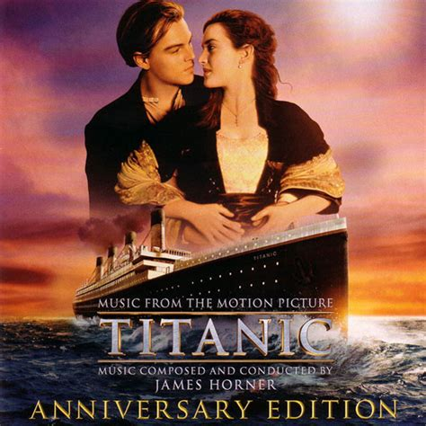 film titanic music james horner titanic music from the motion picture