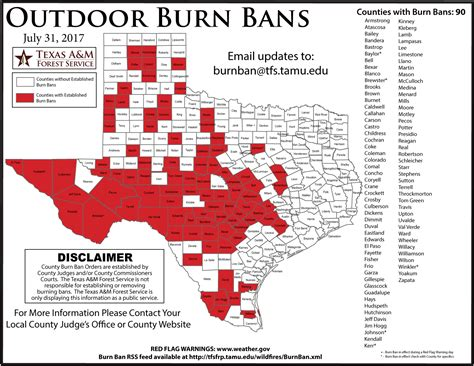 texas burn ban map what are the restrictions during the bell county burn ban kcentv