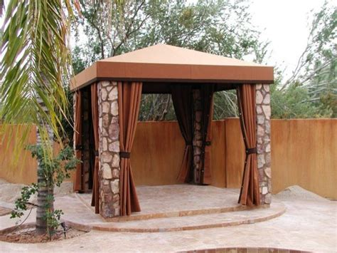 Backyard Gazebo Tent by Backyard Elegance Traditional Patio By Tent And Awning Company