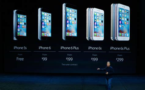 iphone 6s and iphone 6s plus specs and key features telegraph