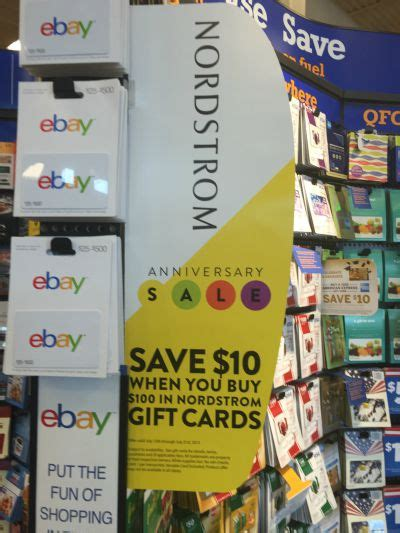 printable nordstrom gift cards qfc spend 100 on nordstrom gift cards save 10