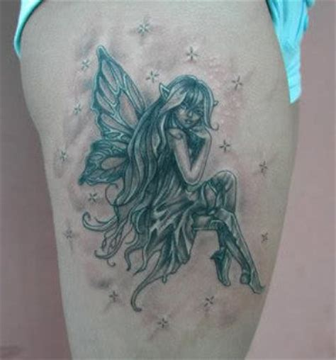flower tattoo designs chopper tattoosangel fairy tattoos